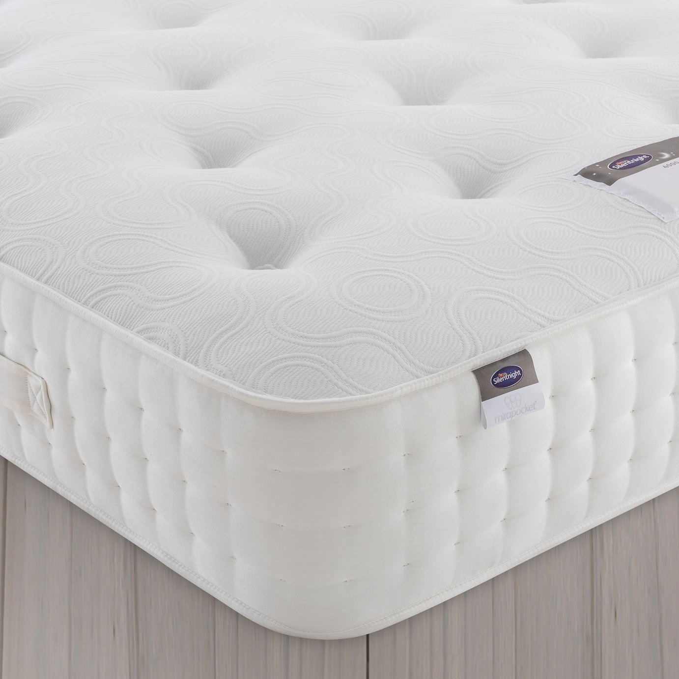 Silentnight - Whitfield 4000 Pocket Memory Mattress -Kingsize at Argos