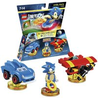 LEGO? Dimensions Sonic Level Pack.