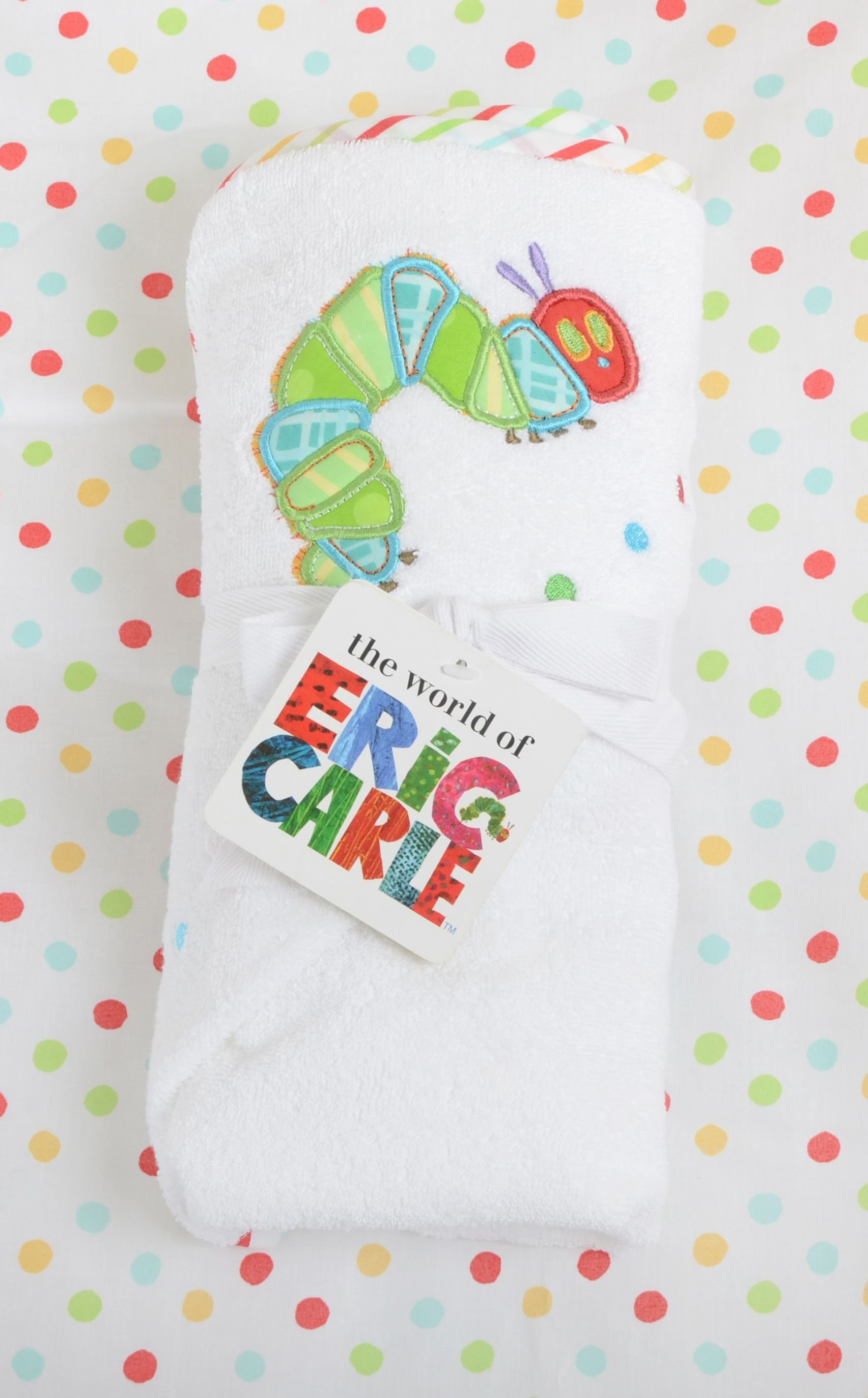 The Very Hungry Caterpillar - Cuddle Robe