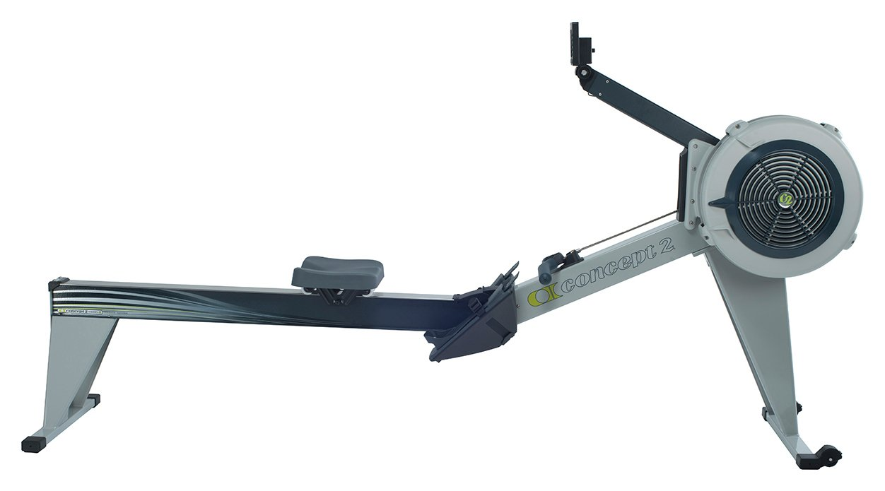 Image of Concept2 Indoor Rower Model E with PM5 Monitor - Grey