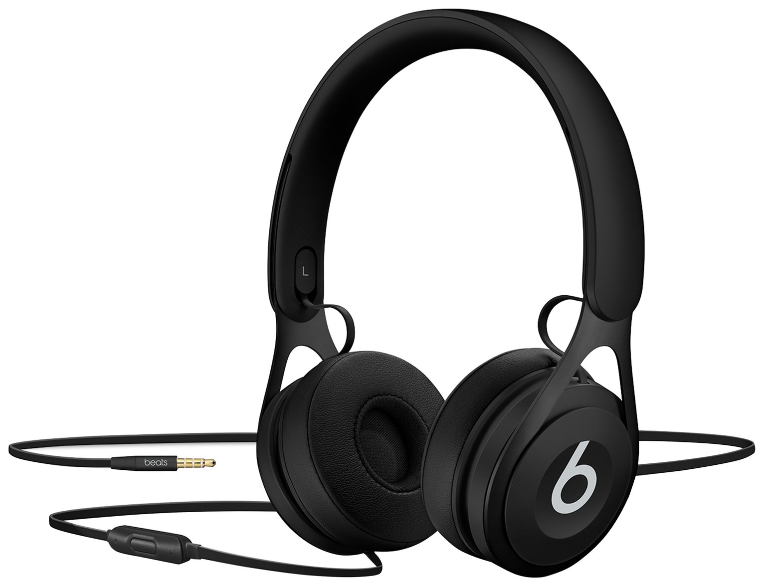 Image of Beats by Dre EP On-Ear Headphones - Black