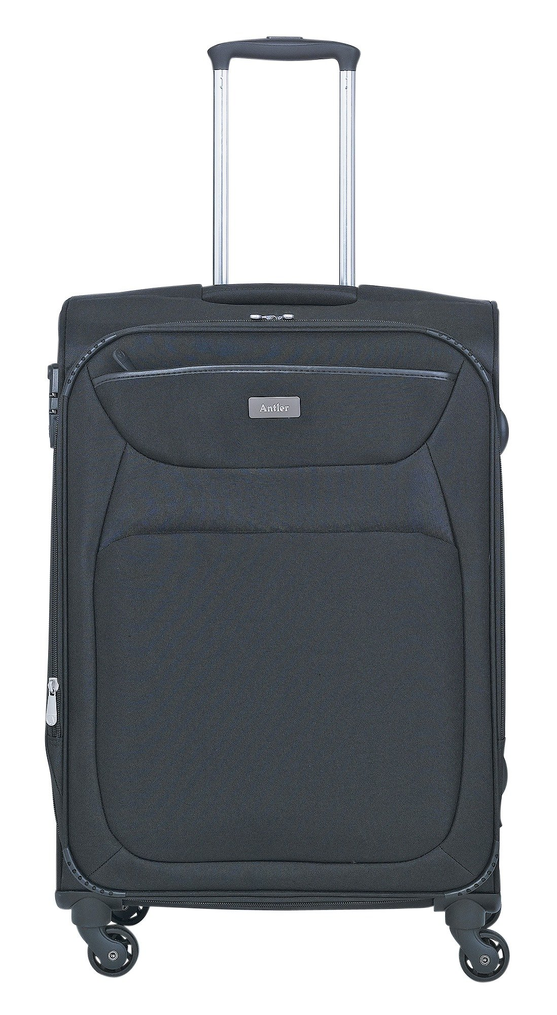 Image of Antler Savanna Medium 4 Wheel Suitcase - Black