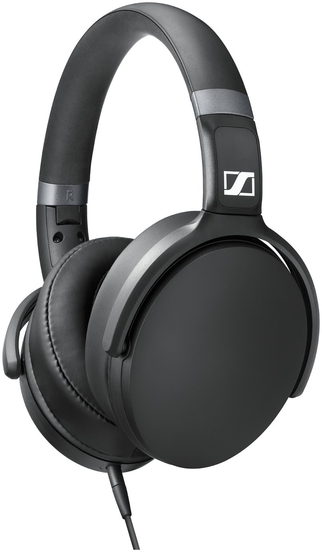 Sennheiser HD 4.30i Around Ear Headphones for iOS - Black.