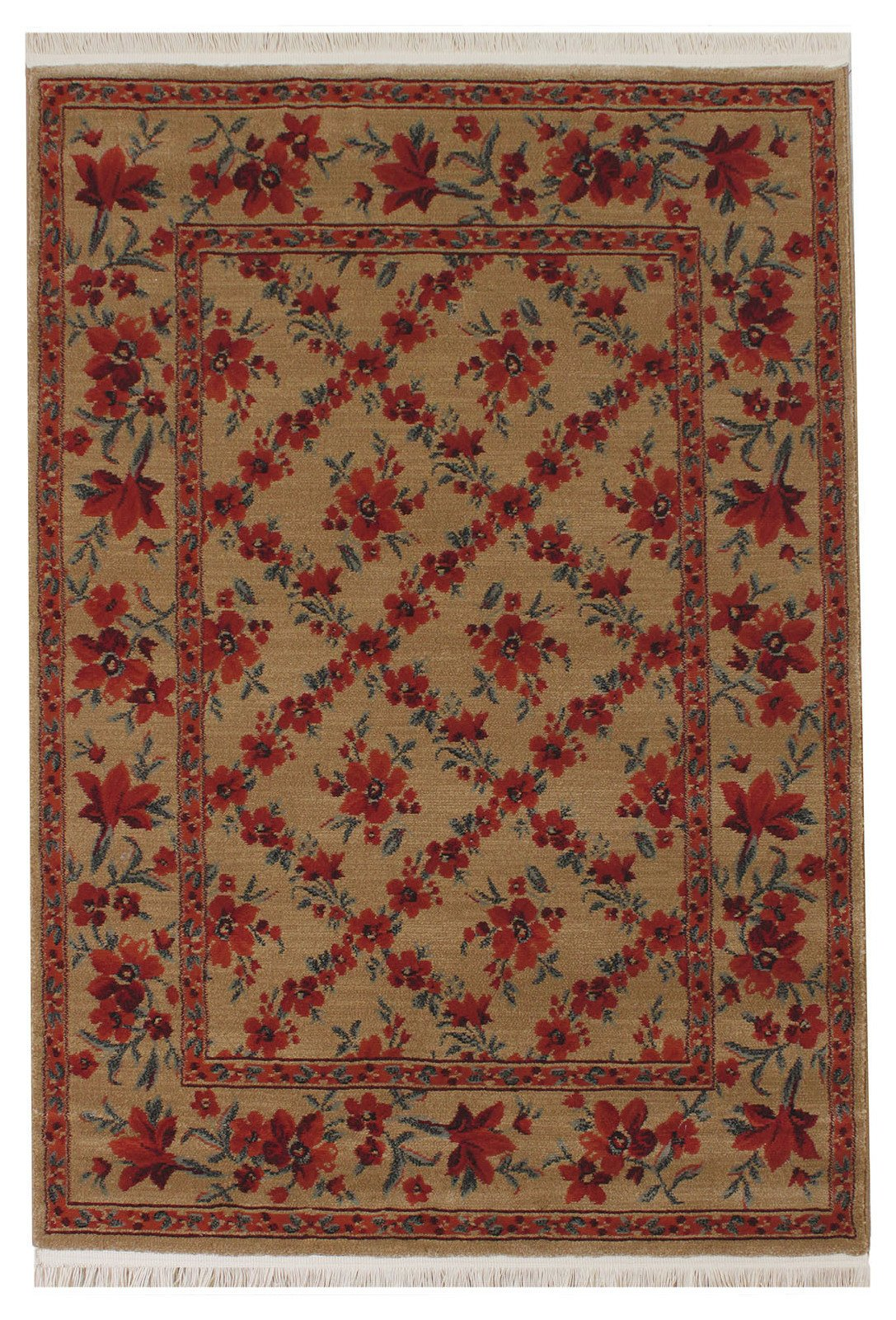 Image of Country House Trellis Rug - 120x170 - Natural