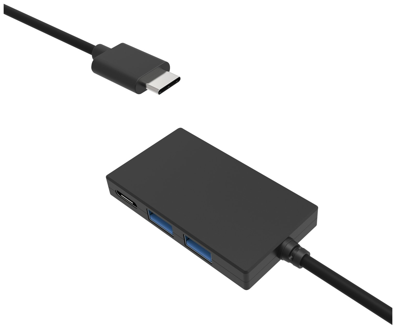 Image of iStar - USB Type C to - USB Type C 3 Port Hub