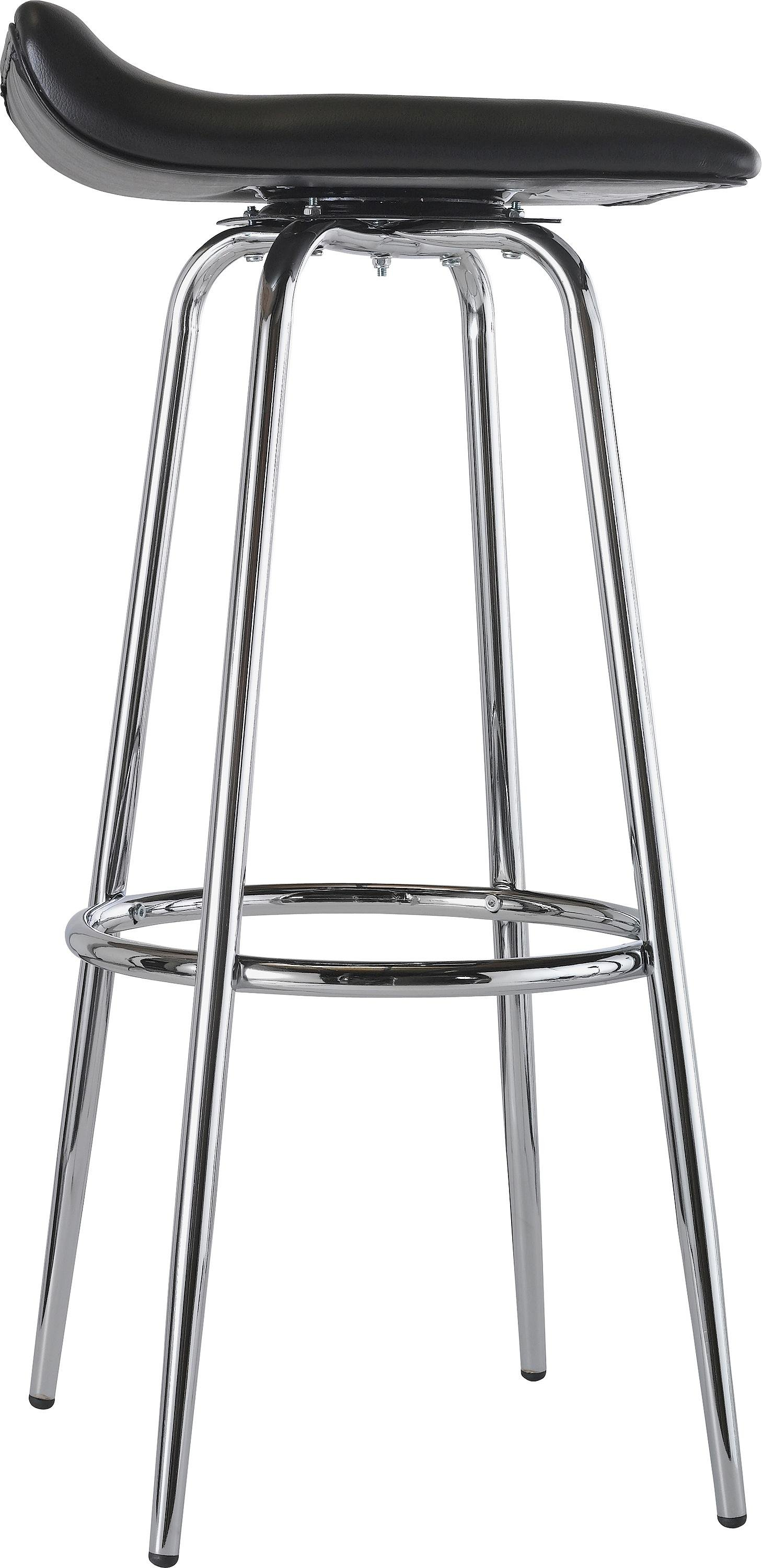 Buy HOME Pair of Black and Chrome Swivel Head Bar Stools  : 6001742RZ003AUC1259284Webampw570amph513 from www.argos.co.uk size 570 x 513 jpeg 17kB
