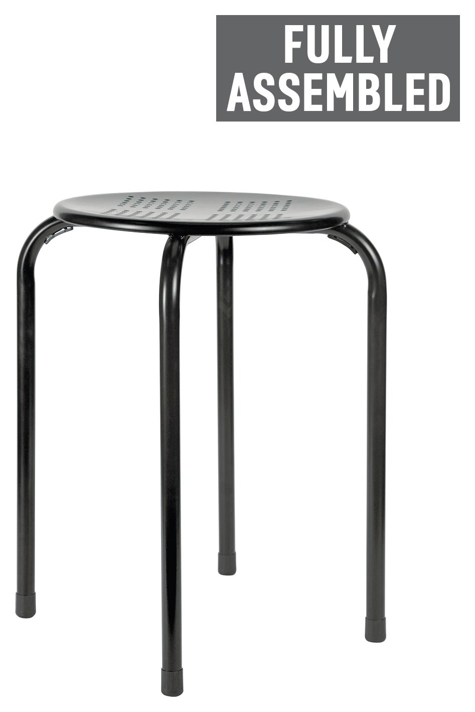 Simple Value Metal Stacking Dining Stool - Black  sc 1 st  Argos & Buy Simple Value Metal Stacking Dining Stool - Black at Argos.co ... islam-shia.org