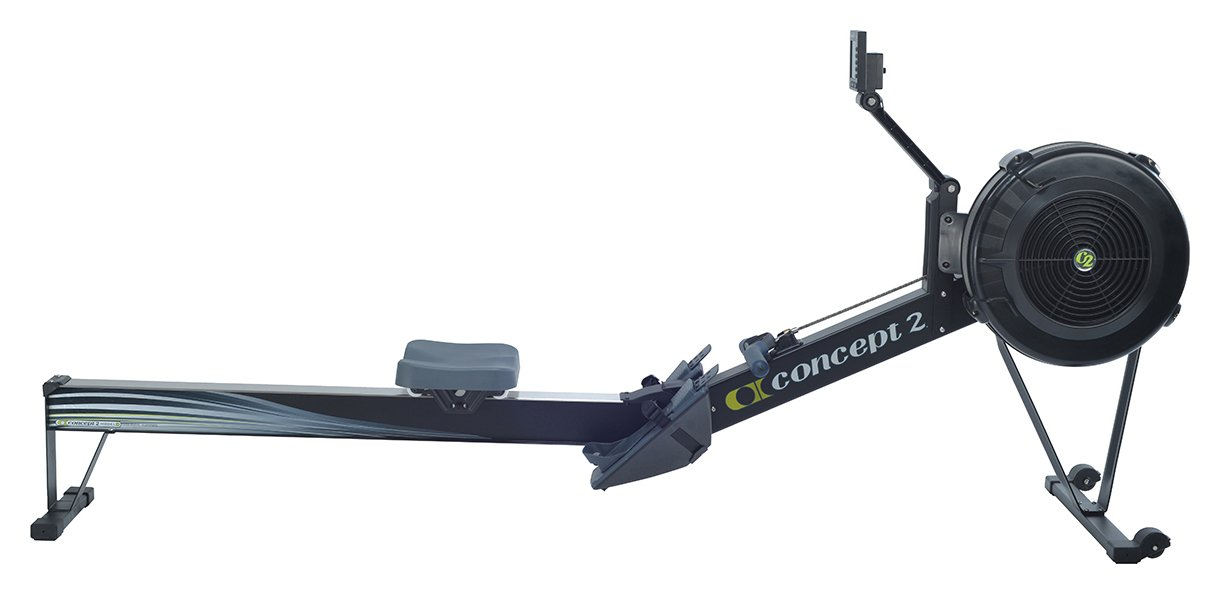 Image of Concept2 Model D Indoor Rowing Machine PM5 Black.