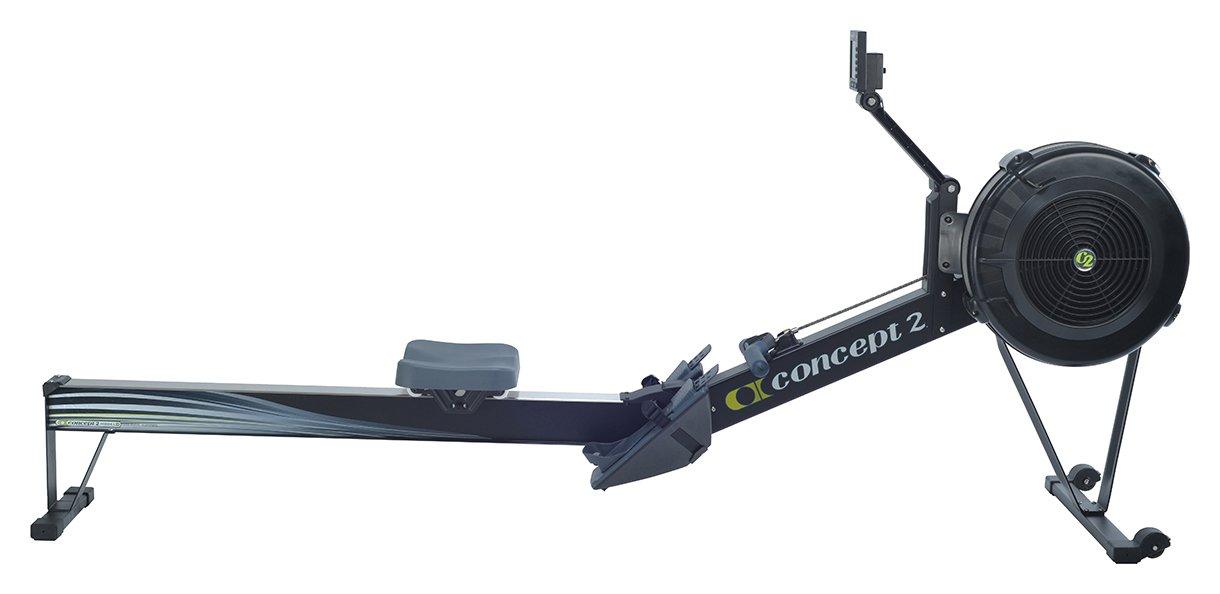 Concept2 Model D Indoor Rowing Machine PM5 Black