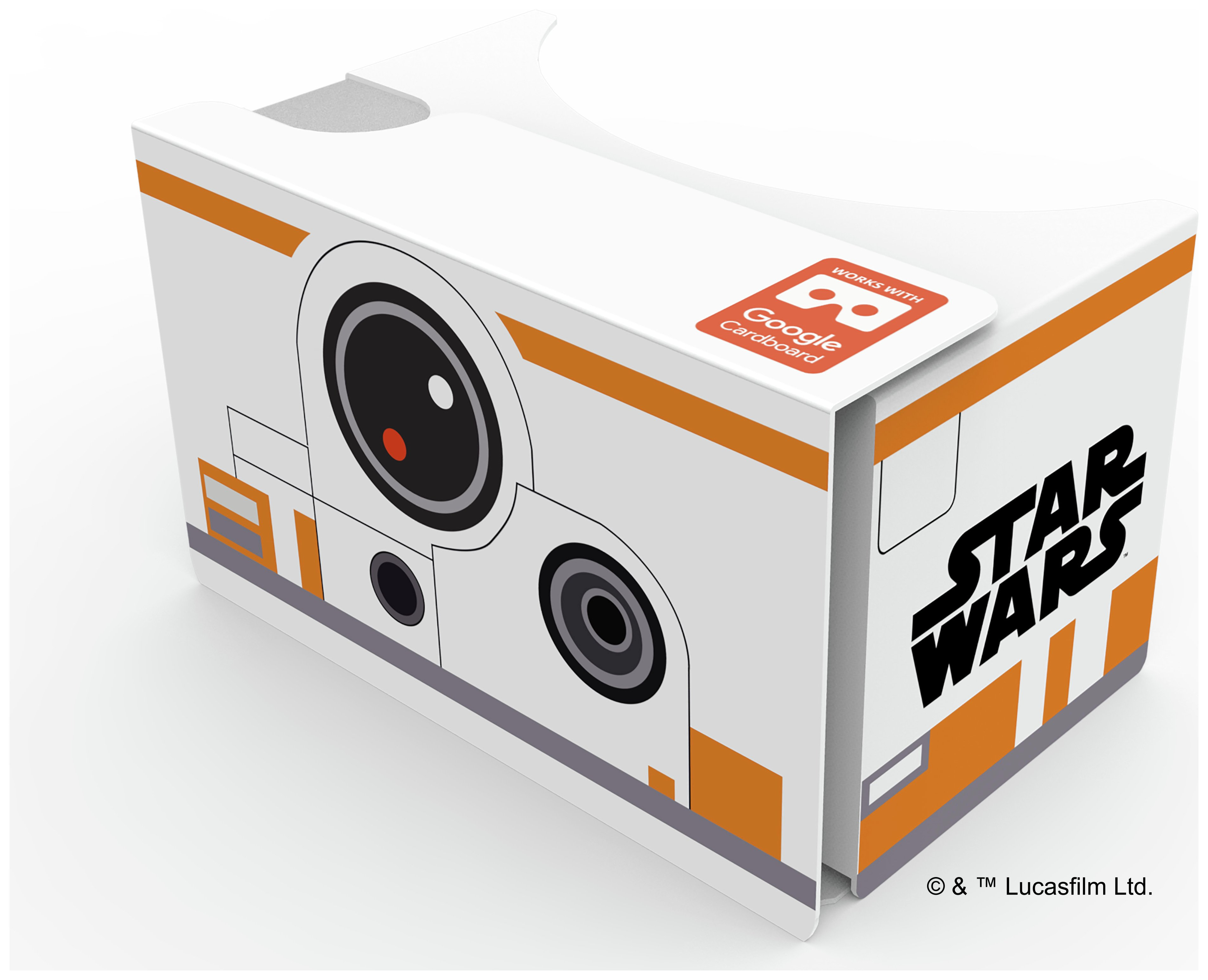 Image of Star Wars BB8 Virtual Reality Viewer