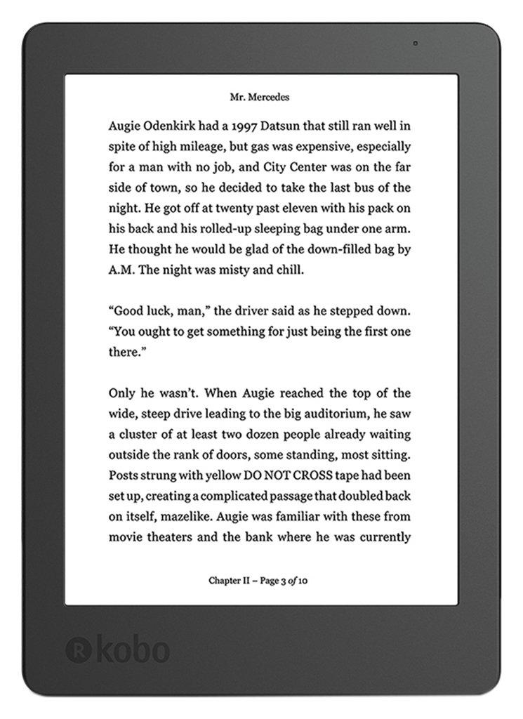 Kobo Kobo Aura E-Reader - Black.