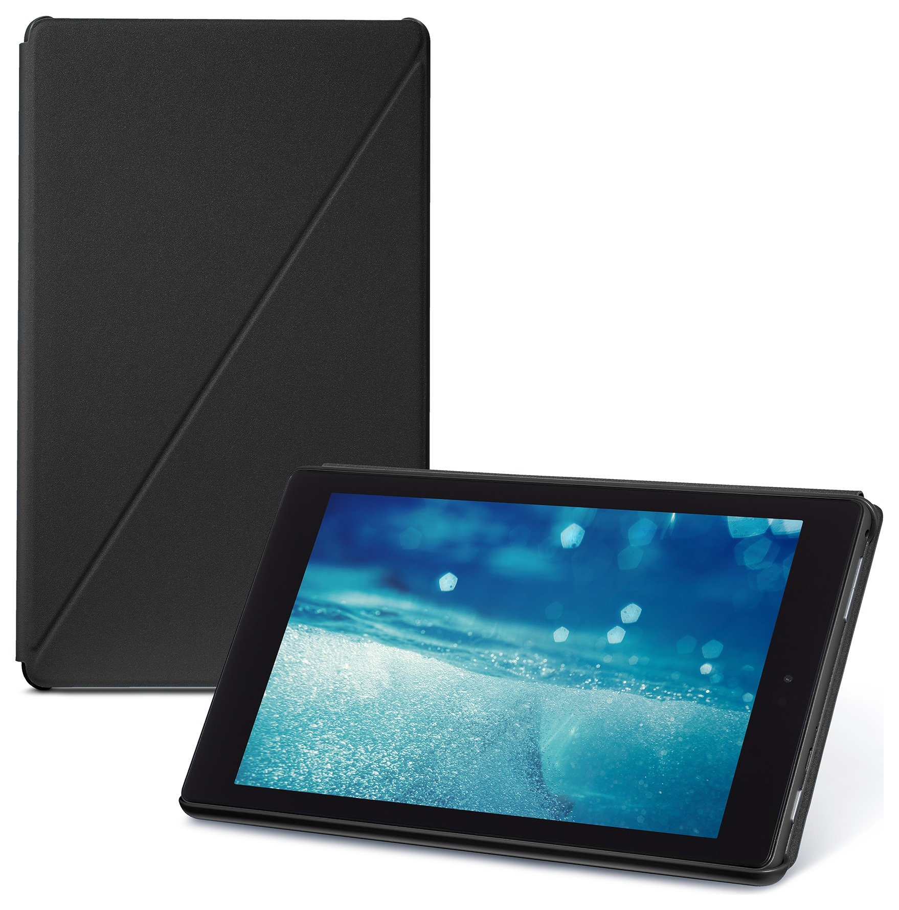 Image of Amazon Fire 8 Inch Tablet Case - Black