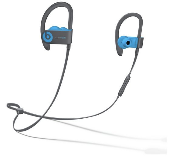 Compare retail prices of Beats by Dre Powerbeats 3 In Ear Wireless Earphones Blue to get the best deal online