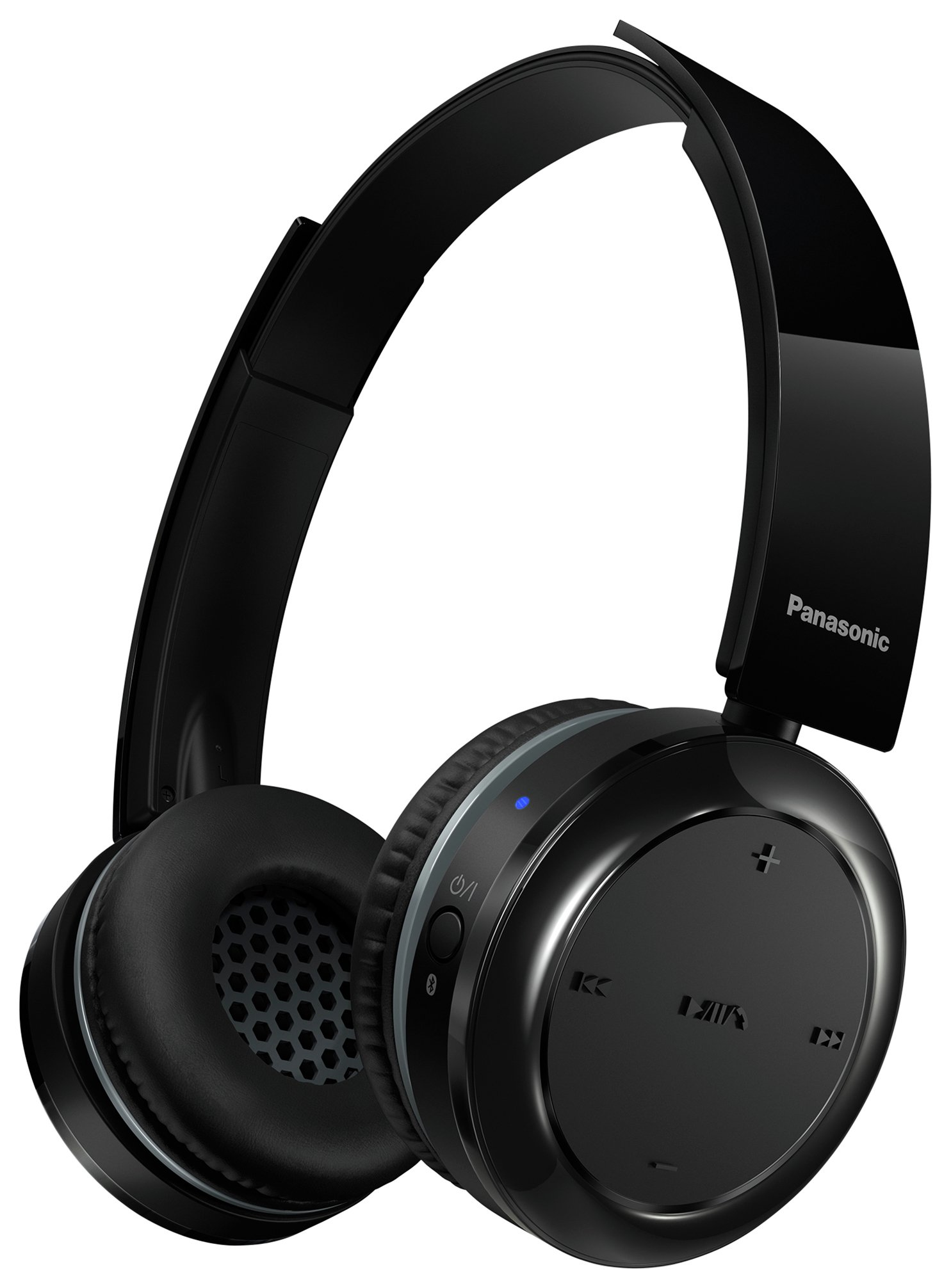 Panasonic Panasonic RPBTD5EK Wireless On-Ear Headphones - Black.