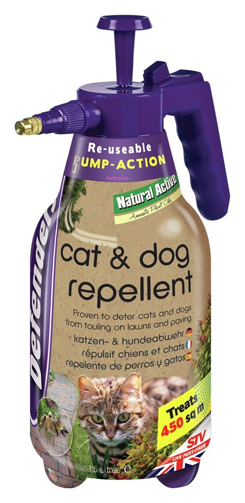 Image of Defenders Cat and Dog Pest Spray - 1.5L