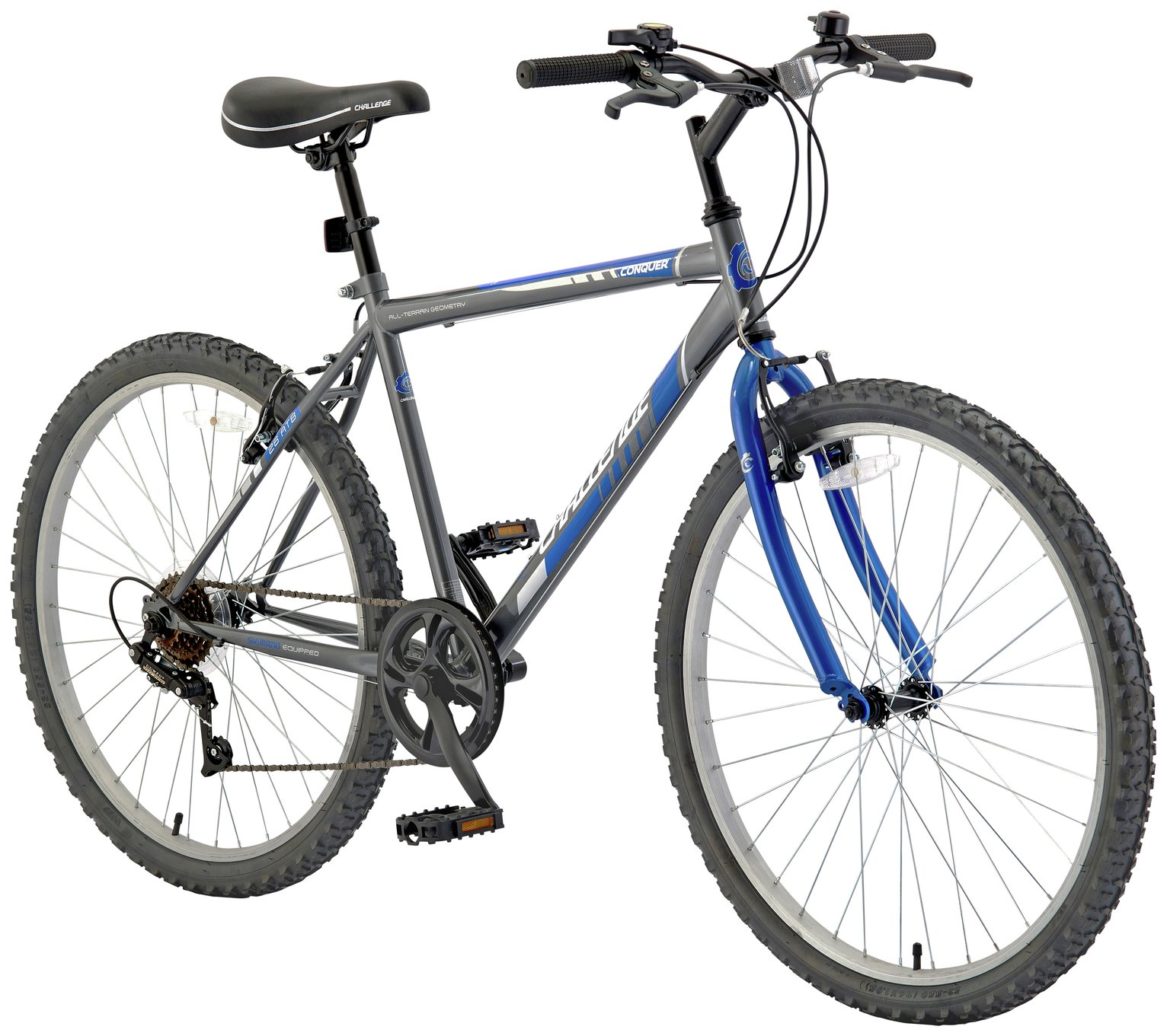 Image of Challenge Conquer Rigid Mountain Bike