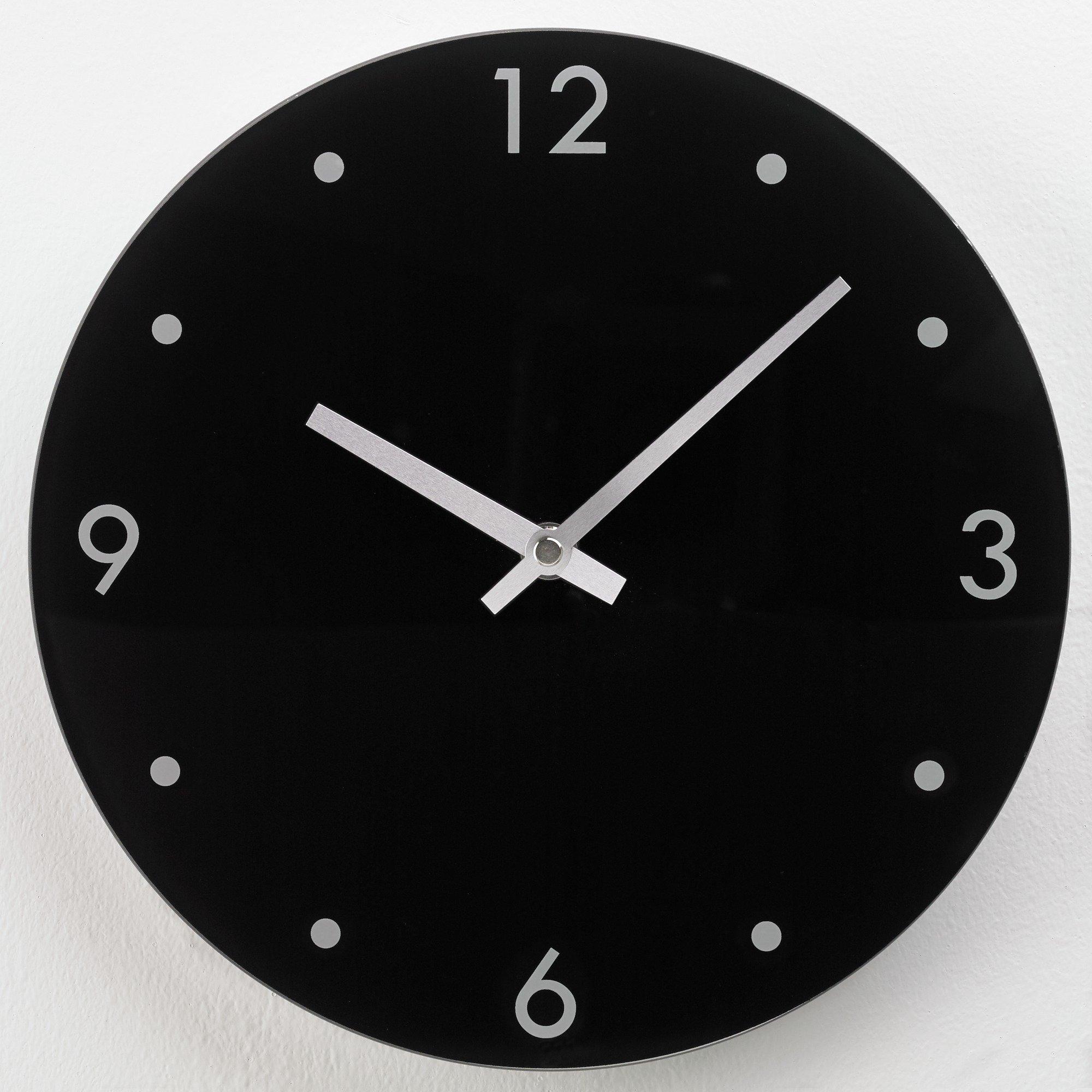 Black Kitchen Clock Argos: Wall, Mantel, Carriage, Digital Radio