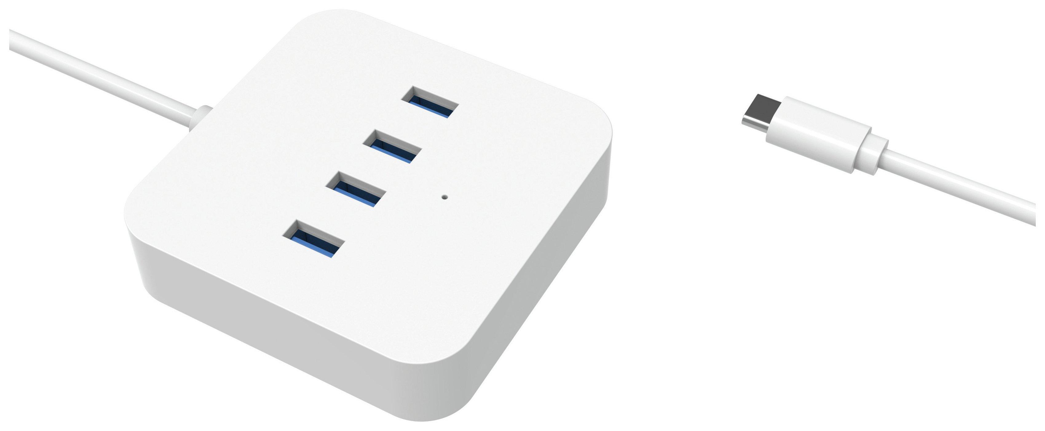 iStar - USB 2.0 to 4X - USB 3.0 Hub