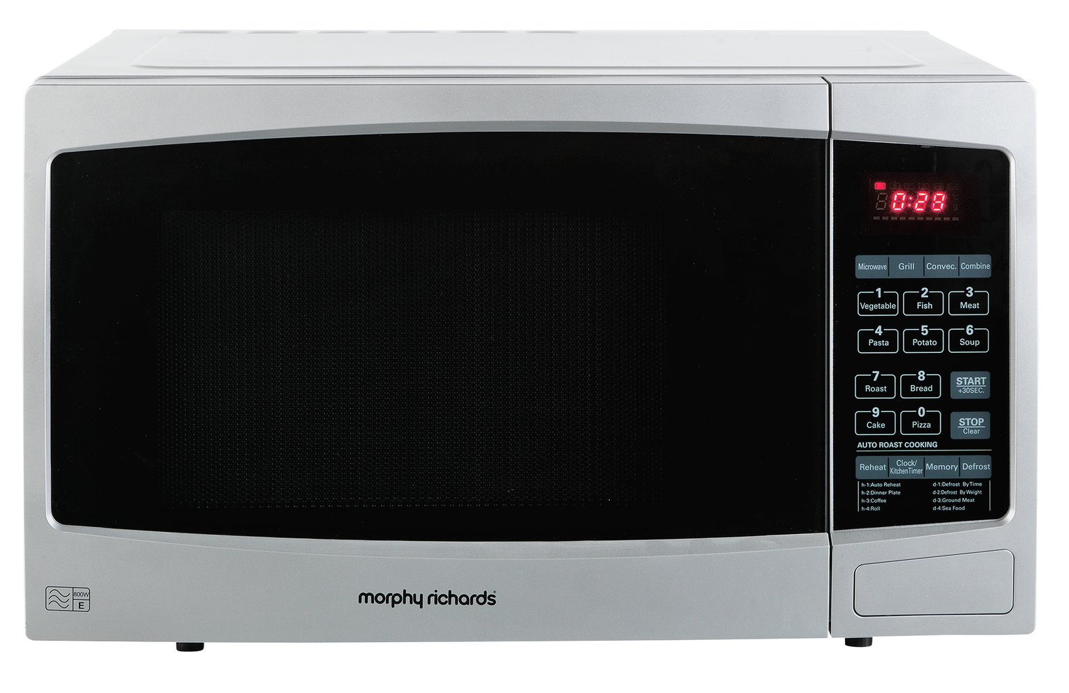 Morphy Richards - E23 23L 800W Combination Touch S