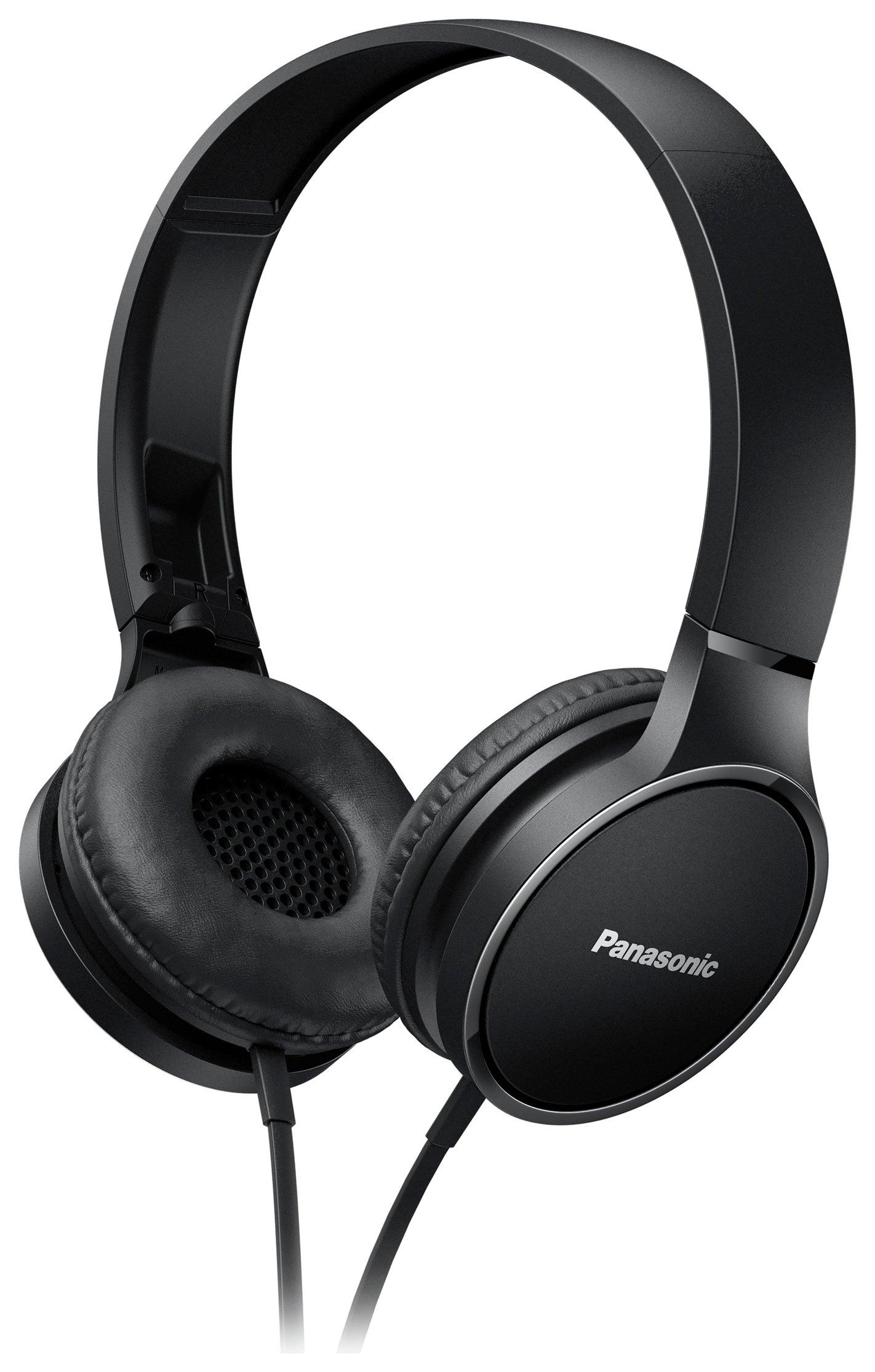Panasonic Panasonic RPHF300MEK On-Ear Headphones.