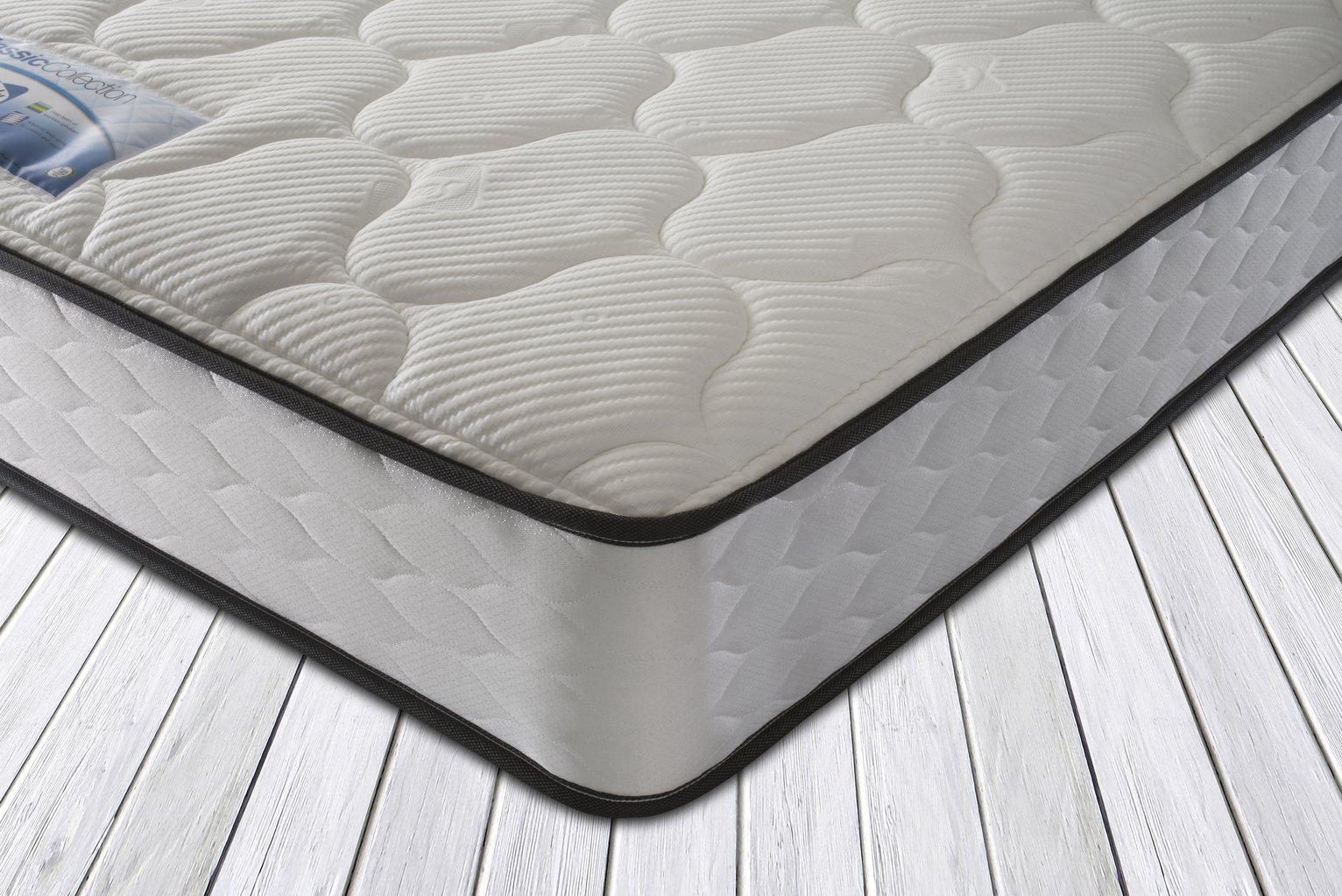 Sealy - 1400 Pocket Micro Quilt Mattress - Kingsize