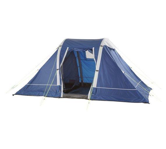 Trespass Air 4 Man 2 Room Tent