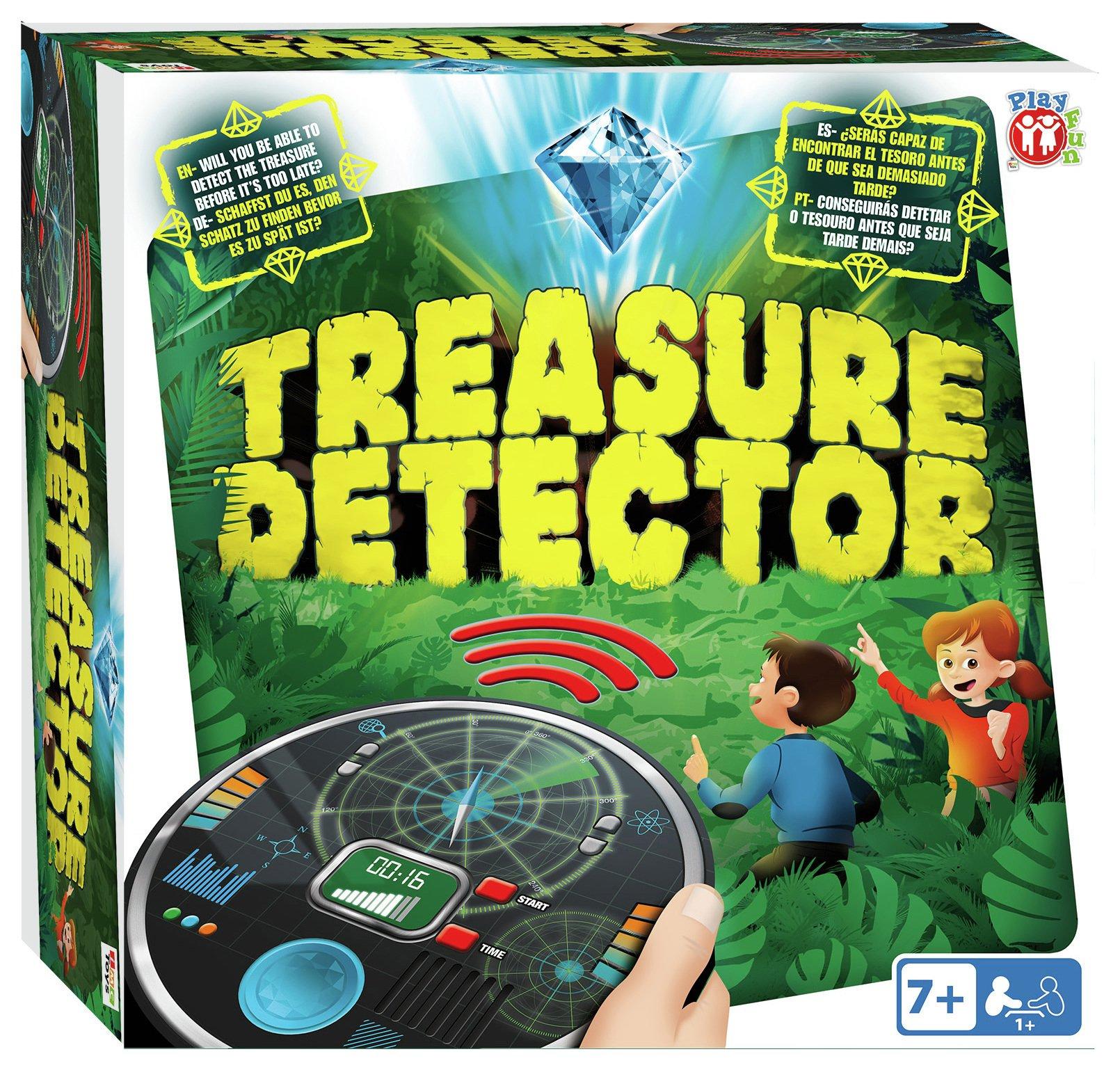 Treasure Detector.