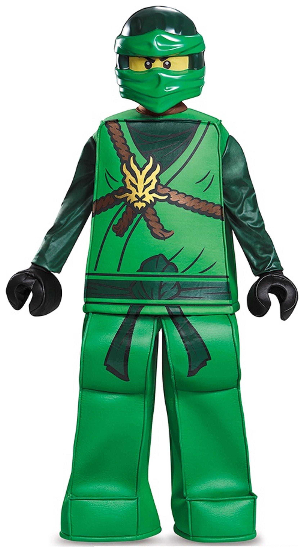Fabuleux Buy LEGO Ninjago Lloyd Prestige Costume 4-6 Years at Argos.co.uk  QU88