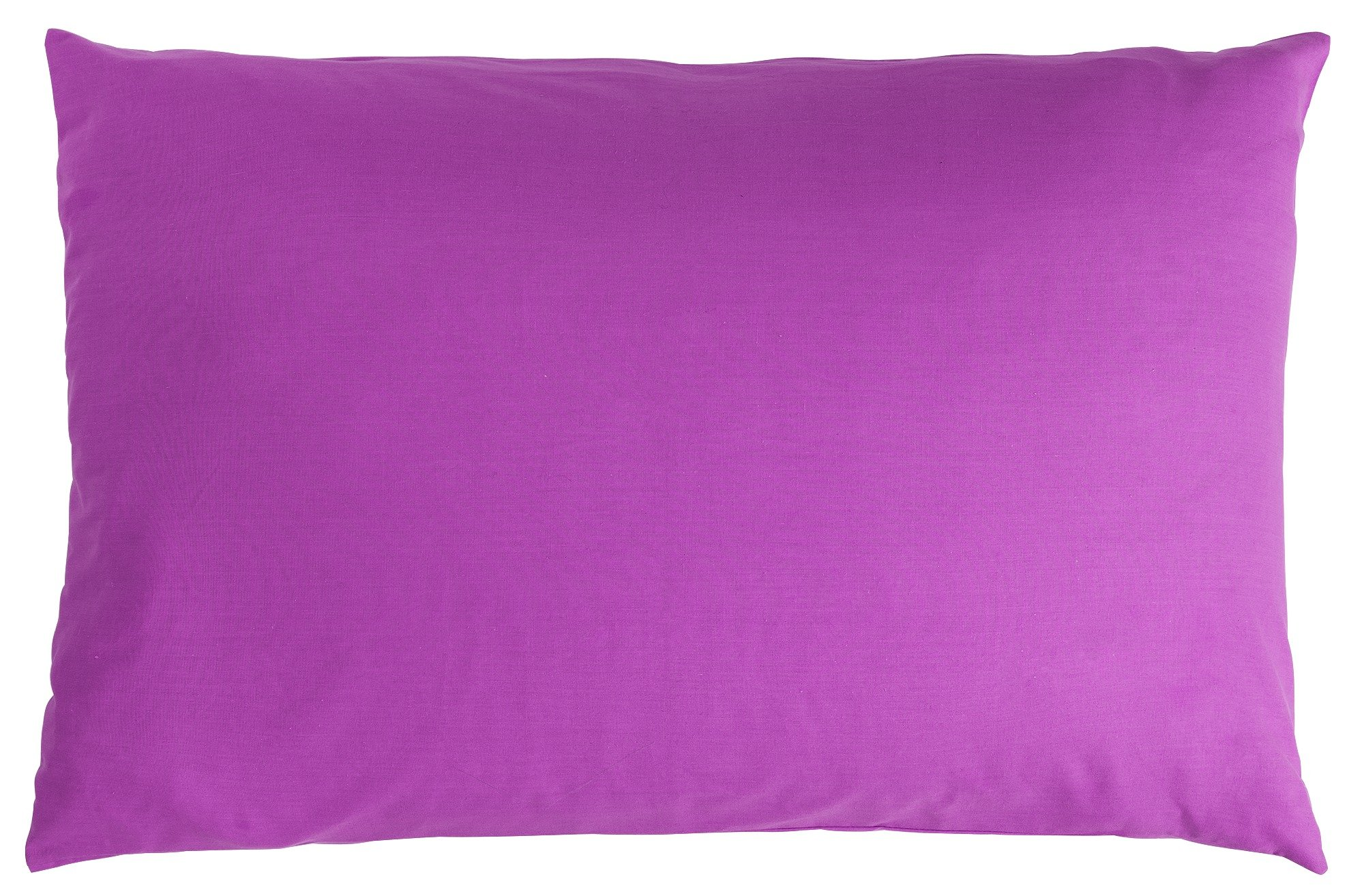 colourmatch pair of housewife pillowcases  grape