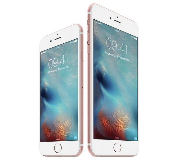 Buy Sim Free Apple IPhone 6s Plus 32GB Mobile Phone