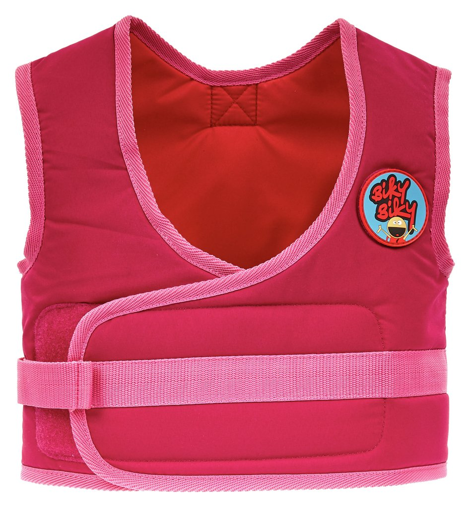 Image of Agu Bikybiky - Learn To Cycle Vest - Pink