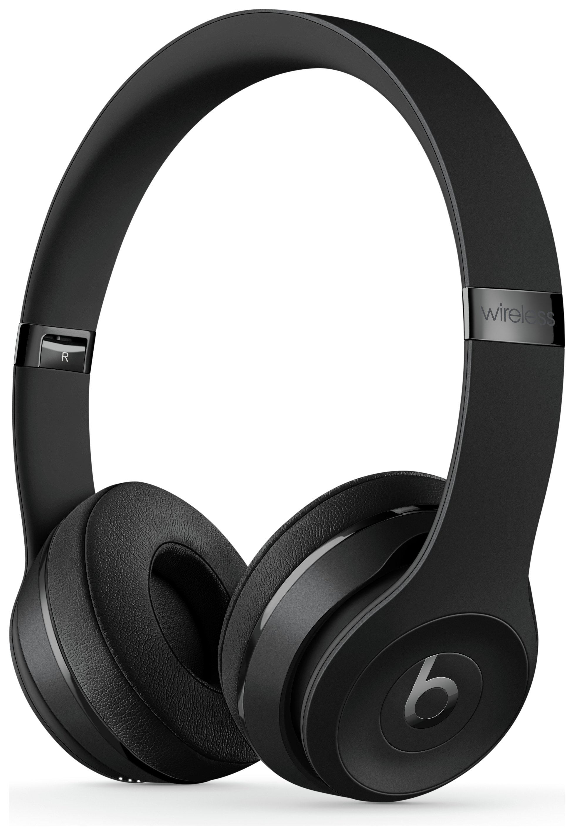 Image of Beats by Dre Solo3 On-Ear Wireless Headphones - Black