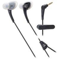 Audio Technica SonicSport ATHSPORT2 In-Ear Headphones -Black