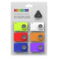 Activeon - CX - Camera Face Plate Colour Kit - 6 Colours