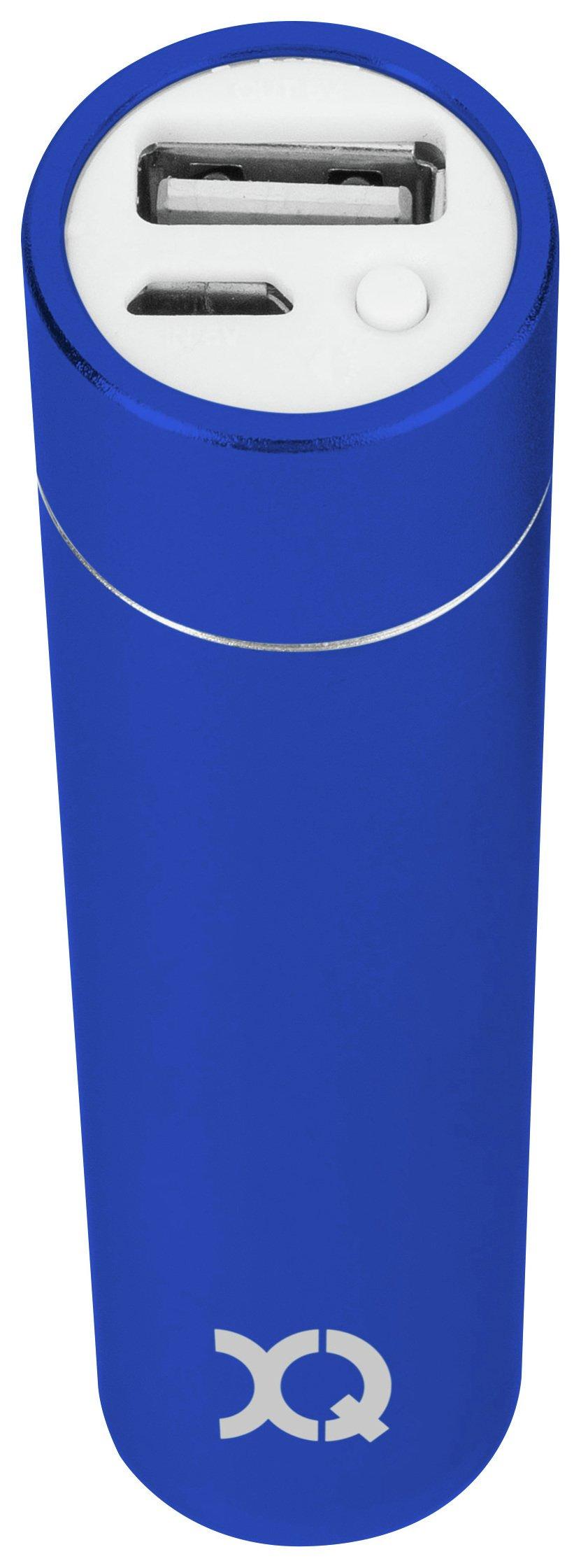 Xqisit Xqisit 2600mAh Powerbank - Blue.