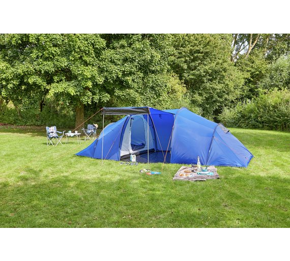Buy ProAction 6 Man 2 Room Tent At Your Online Shop For Tents