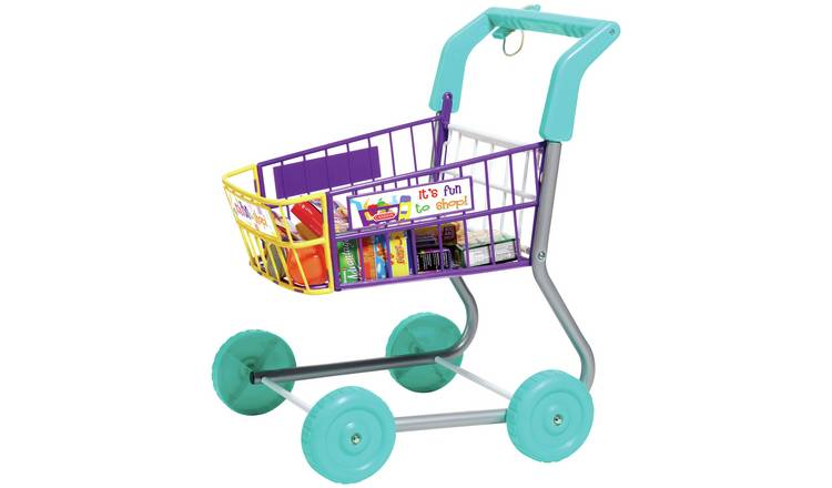 Role Play Child's Shopping Trolley.
