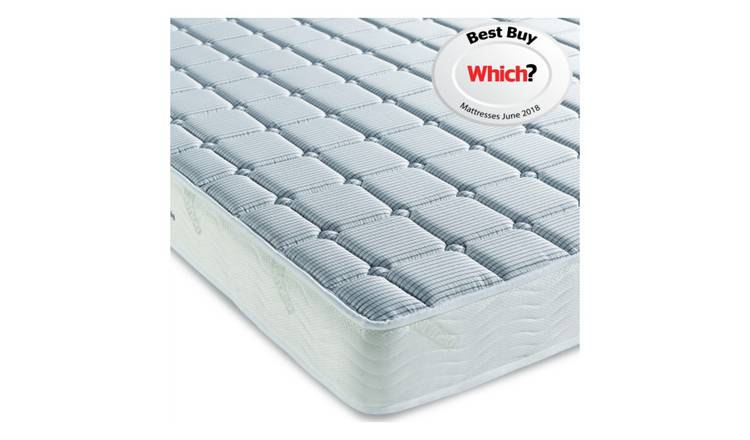 Dormeo Memory Plus Mattress - Superking.