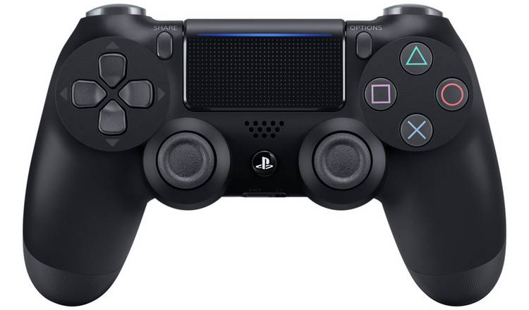 Sony PS4 DualShock 4 V2 Wireless Controller - Black