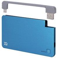 Xqisit - 3000mAh Power Bank - Blue
