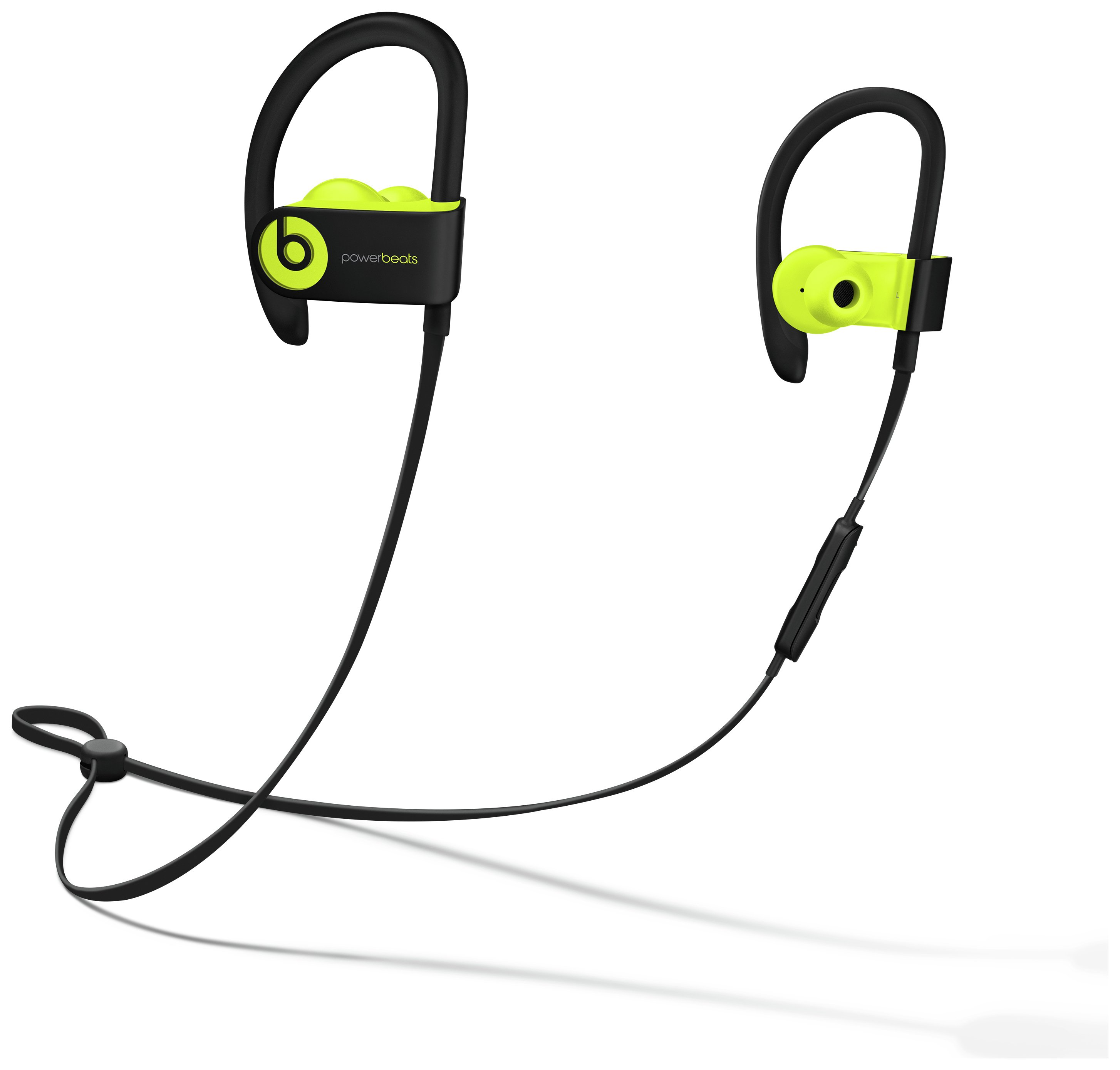 Beats by Dre Powerbeats 3 Wireless Earphones - Shock Yellow