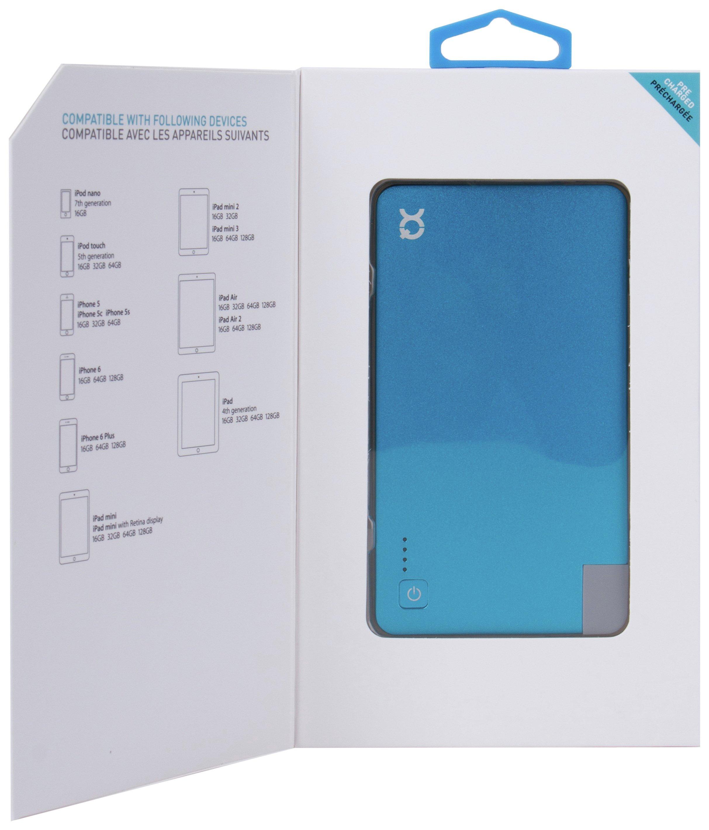 Xqisit Xqisit 3000mAh Power Bank - Blue.
