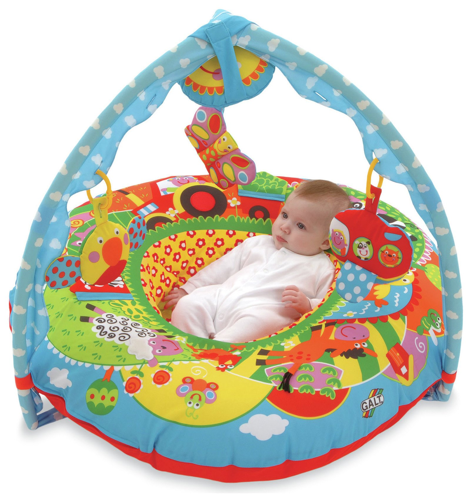 Gym Mats Argos: Bruin Baby Play Gym And Mat – Toys For Christmas