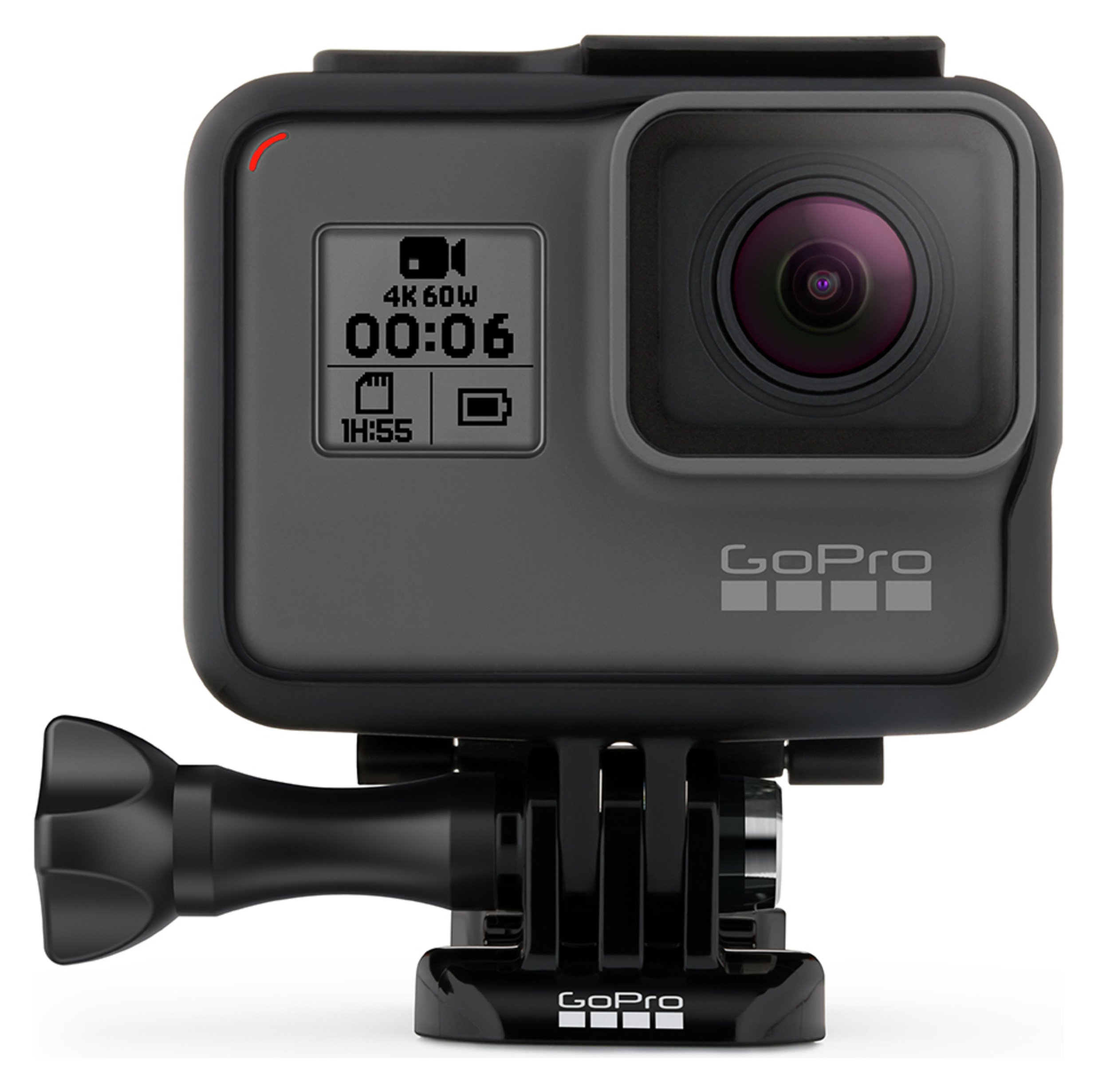 GoPro HERO6 Black 4K 60FPS Action Camera (6019899) | Argos