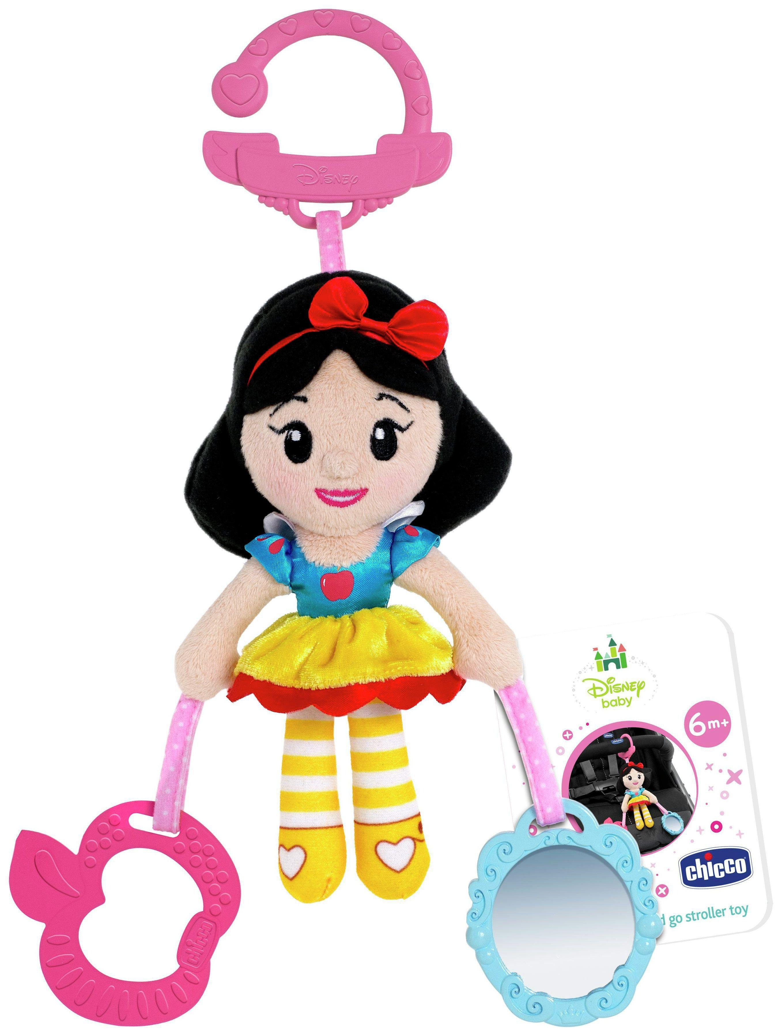 Image of Chicco - Snow White Stroller Doll
