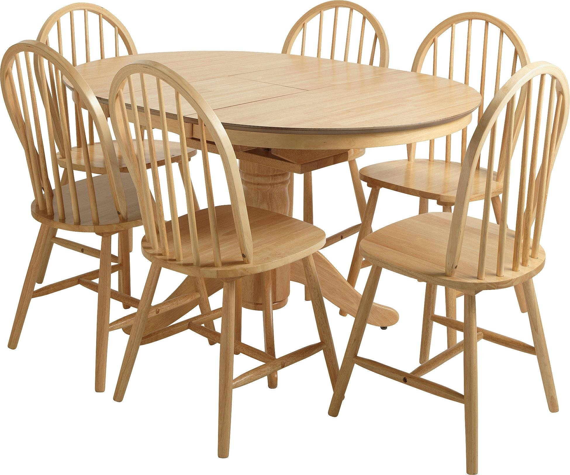 Buy Collection Kentucky Ext Dining Table and 6 Chairs  : 6035653RZ001AUC1597414Webampw570amph513 from www.argos.co.uk size 570 x 513 jpeg 52kB