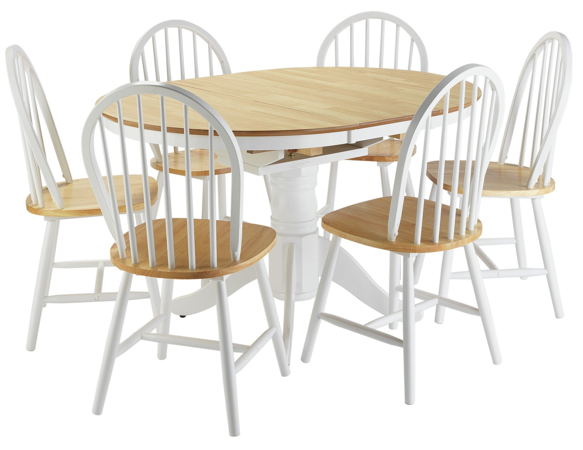 Buy Collection Kentucky Ext Dining Table and 6 Chairs Two  : 6035691RZ001AWebampw570amph513 from www.argos.co.uk size 570 x 513 jpeg 33kB
