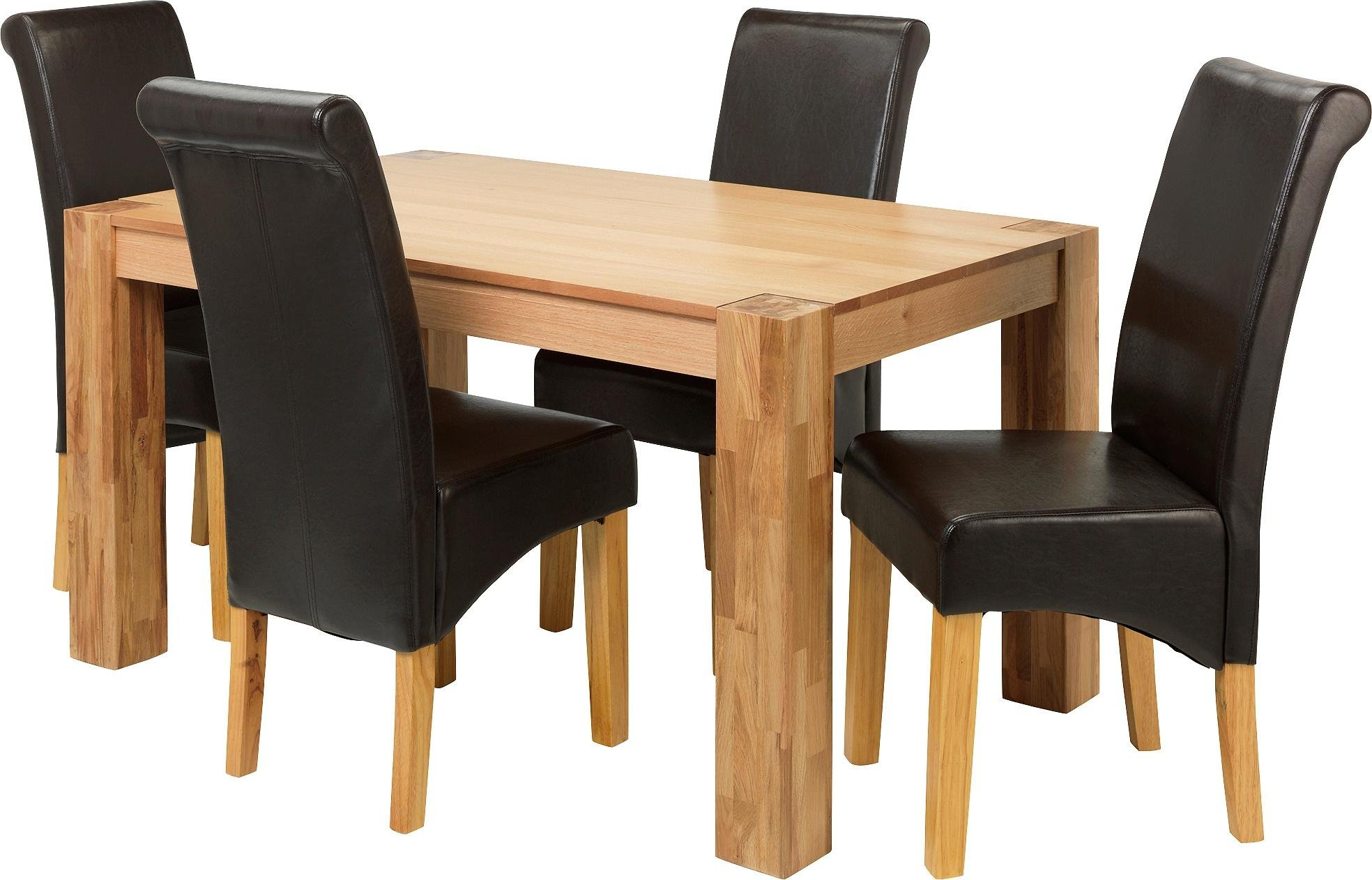 Buy Collection Marston 180cm Oak Table amp 4 Chairs  : 6036793RZ001AUC1382018Webampw570amph513 from www.argos.co.uk size 570 x 513 jpeg 29kB