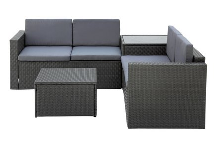 Image of the Collection Cancun 4 Seater Corner Sofa.