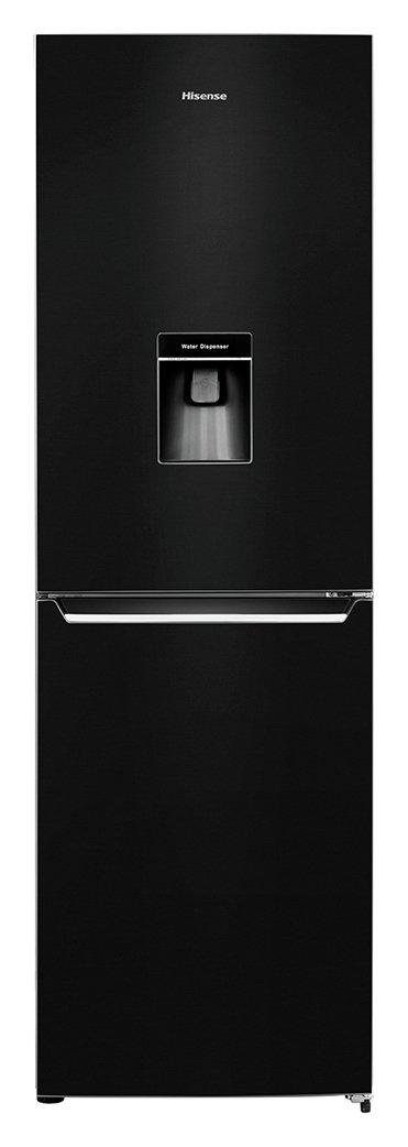 Image of Hisense RB381N4WB1 Frost Free Fridge Freezer - Black